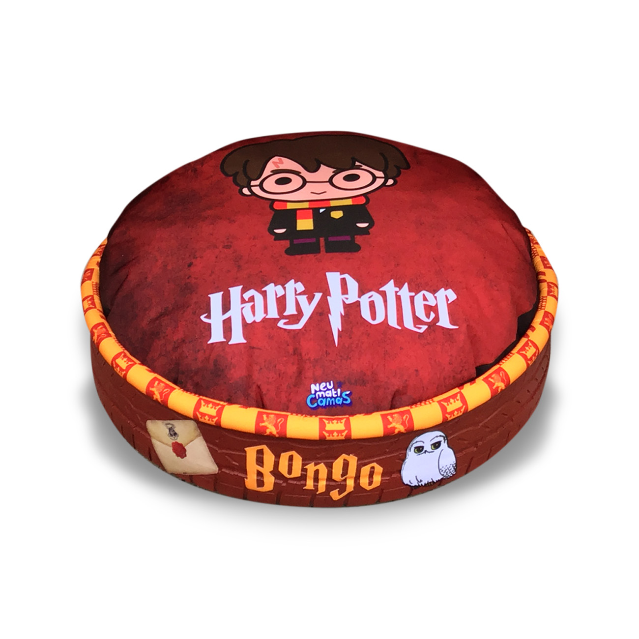Cama para Mascota Diseño Harry Potter