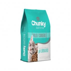 Chunky Pollo y Cordero para Gatitos