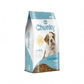 Chunky Pollo para Cachorros
