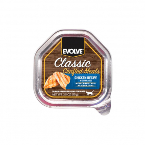 Evolve Cat Classic Bandeja Crafted Meals