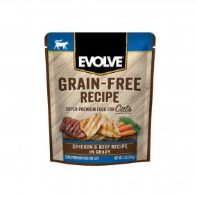 Evolve Cat Grain Free Pouche