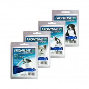 Frontline Topspot para Perros