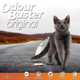 ODOUR BUSTER ORIGINAL CAT LITTER