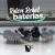 RATON ROBOT DE BATERIAS