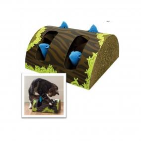 Rascador Gato Peekings Pals Petstages