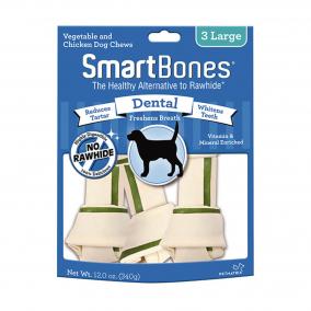 Smartbones Dental Large 3Pk