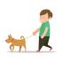 Paseo de perros personalizados