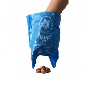 Bolsas para perro pequeño – 250 bolsas – 5 rollos plastico biodegradable